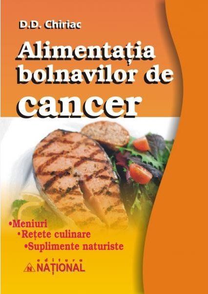 Alimentaţia bolnavilor de cancer