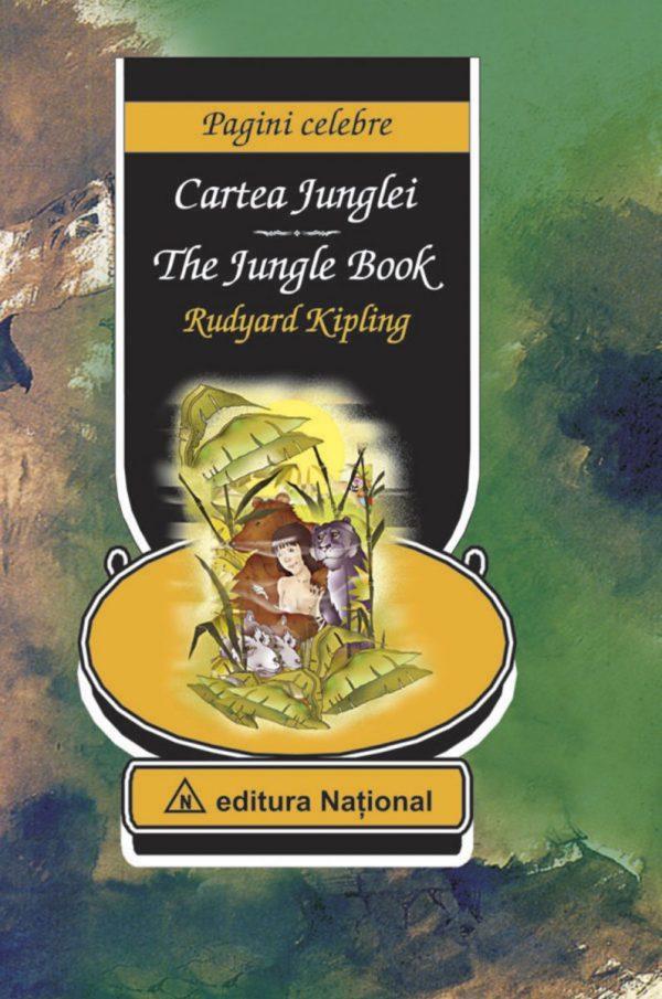 Cartea junglei - Ediţie bilingvă (română - engleză)