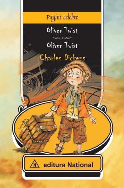 Oliver Twist - Ediţie bilingvă (română - engleză)